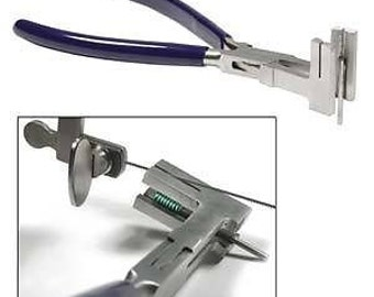 Coil cutting pliers by Beadsmith, free shipping within uk