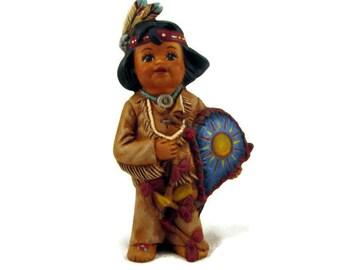 Ceramic Calendar Indian March Winds Kite