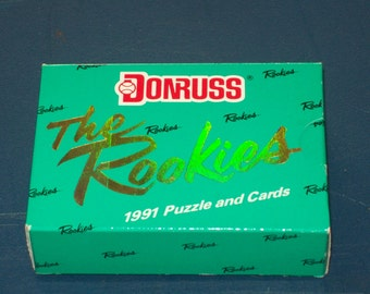 "1991 ""The Rookies"" set"