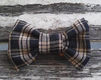 Brutus slide-on-collar doggie/kitty bow tie
