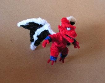 Fuzzy Figures- Red Arremer