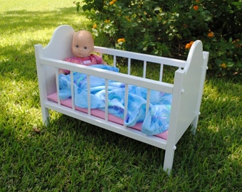 Baby Doll Crib - Ready to Ship - Last One
