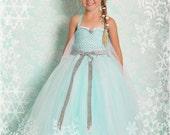 Queen Elsa Frozen Tutu Dress