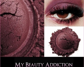 Mineral Eyeshadow-Sangria