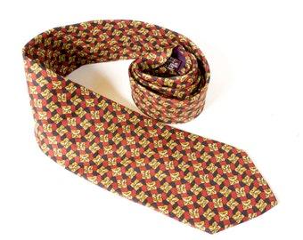 Vintage JoS. A. Bank Silk tie