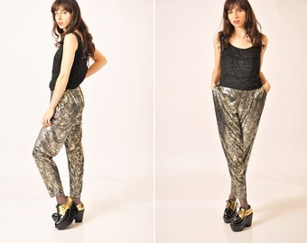 These awesome Lame Pants AMAZE 90s vintage contempo casuals/ harem