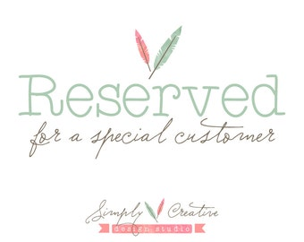 Reserved - Custom Logo