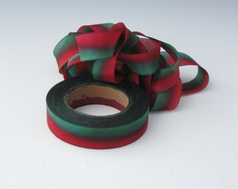 Craft Supply, DIY Weddings, Hand Dyed Silk Ribbon, Silk Ribbon, Pink Silk Ribbon, Ribbon