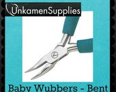 Baby Wubbers - Bent Nose Pliers Professionally Prepped - 1139 - Free Jump Ring Sampler