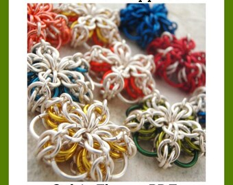 Celtic Flower Chainmaille PDF