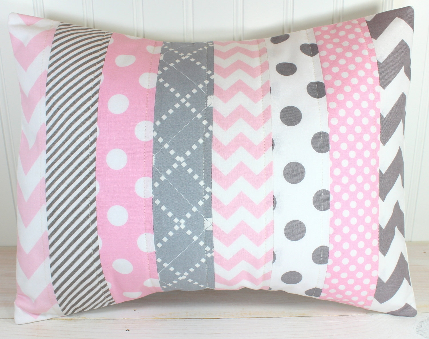Decorative Pillows For Crib : Throw Pillow Cover Nursery Cushion Cover Nursery Decor Crib