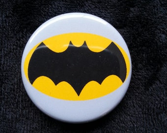 Batman chest symbol