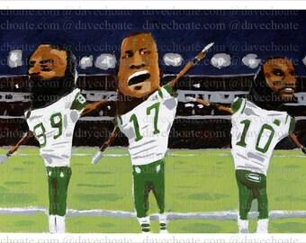 New York Jets - Art Photo Print