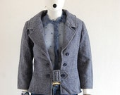 HALF PRICE italian vintage 1960's winter jacket