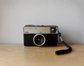Vintage Photography Kodak Instamatic 133 Retro Film Camera from 1968