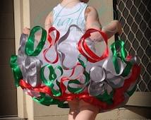 INSTANT DOWNLOAD TUTORIAL Pattern SeWn Tutu NeW The Swirly Sewn Tutu Pattern Tutorial Newborn to 6 years