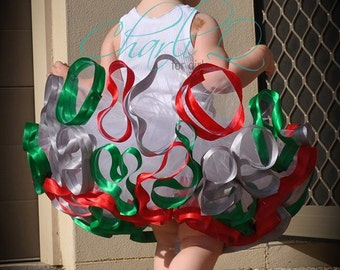 INSTANT DOWNLOAD TUTORIAL Pattern SeWn Tutu NeW The Swirly Sewn Tutu Pattern Tutorial Newborn to 6 years