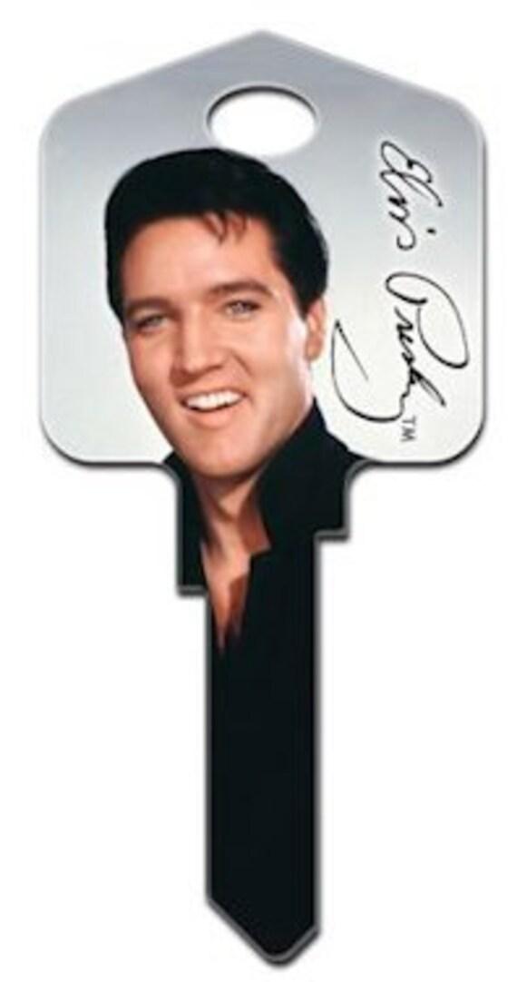 Elvis Presley Key Blank Vintage House Keys Blanks 50s Fifties