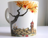 Mug Tree of Hearts