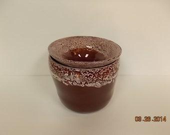 Stoneware Dip Chiller Bowl