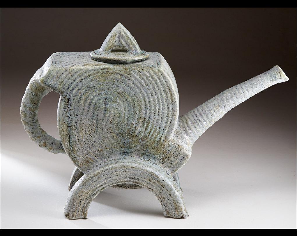 Handmade Ceramic Teapo...