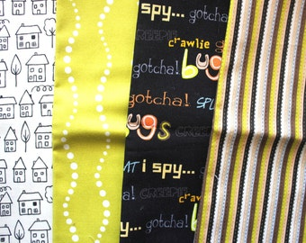 4 Custom Fat Quarter bundle, Only one Available