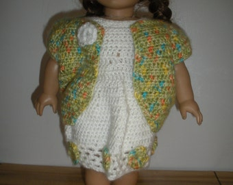 American Girl-Summer outfit