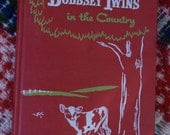Vintage Bobbsey Twins in the Country