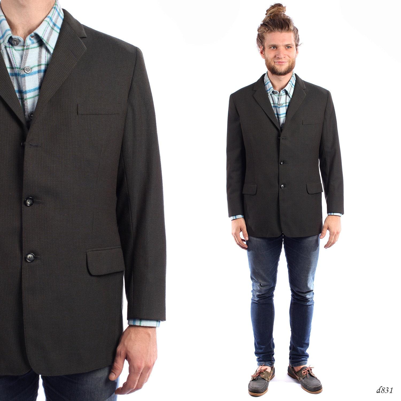 Pinstripe Sport Coat - Coat Nj