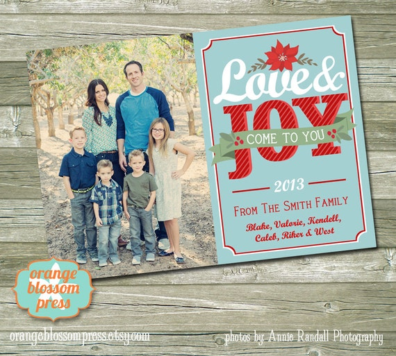 Costco Christmas Photo Cards Online: Photo Christmas Card 4x6 5x7 Or 6x7.5 Costco By