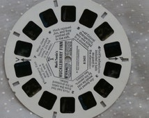 Mark Twain's Huckleberry Finn View-Master Reel 1  GAF B 3431