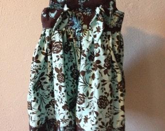 Knot dress size 18-24 months rts