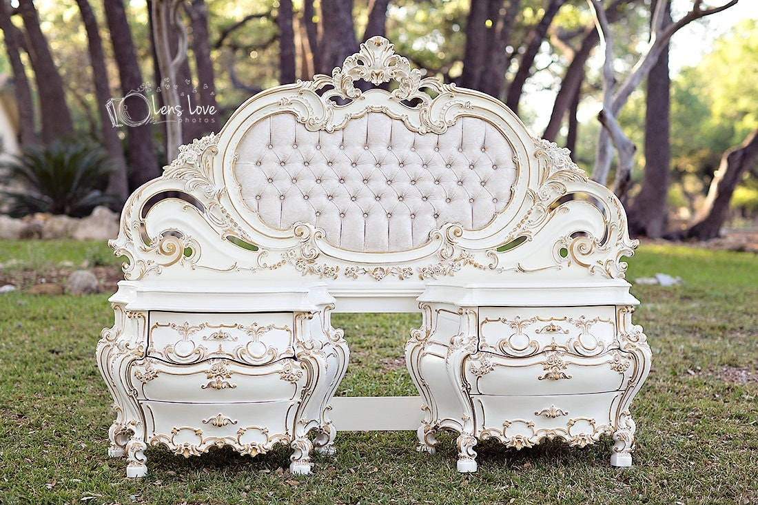 royalty custom bedroom set made to order by traceysfancy on etsy