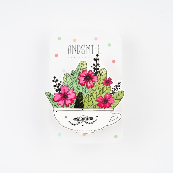 The Best Of Etsy - Spring Floral Edition