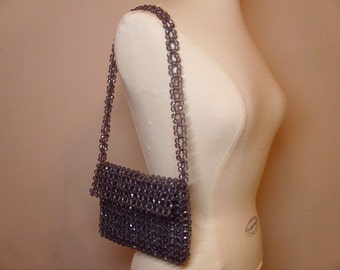 Vintage 1960's Beaded Handbag  Unused