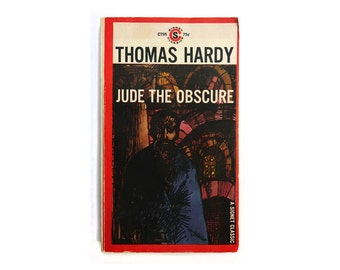 an analysis of thomas hardys novel jude the obscure
