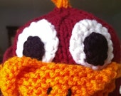 Virginia Tech Turkey Hat