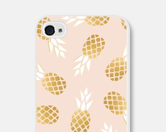 Phone Case Unique Pineapple iPhone 7 Case Gift Pineapple iPhone SE Case Pineapple iPhone 6 Case Samsung Galaxy S7 Case iPhone 5 Case
