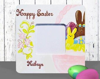 Personalized Easter Basket Frame