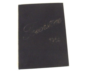 1964 Touchstone Yearbook for Millersville State College in PA