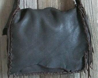 Leather messenger bag ,  Leather laptop bag , Large leather handbag , Leather satchel