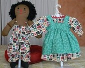 "Church Clothes for your 25"" inch  GloryKid  doll"