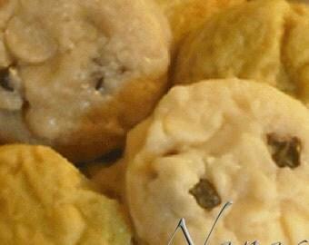 Pumpkin Crunch Cookie Scented Candle Wax Tart Melt
