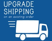 UPgraded Shipping - All Options - Tracking Number and Insurance to CANADA / USA / Everywhere Else