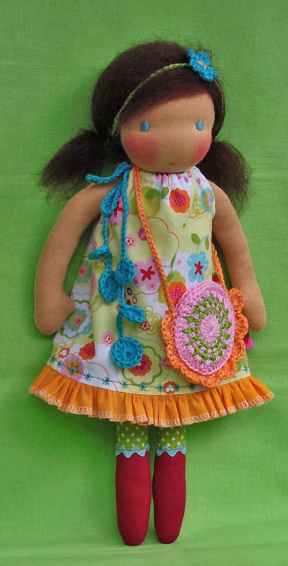 SALE - Annika- Kawaii Doll