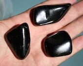 Shungite Tumbled Stone High Quality Large Size
