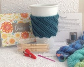 Chiapas Knit Kit Featured in Better Homes and Gardens 2013 Winter DIY Publication