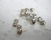 Sterling Silver Spacers Lot