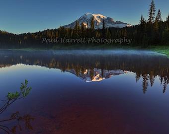 """Fine Art Photography - Landscape Photography - National Parks - Mt. Rainier - 16 X 24"""" Prints"""