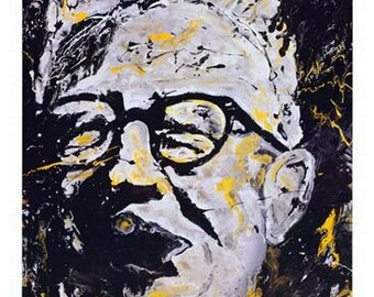 Steelers Wall Art the chief pittsburgh steelers art rooney print by